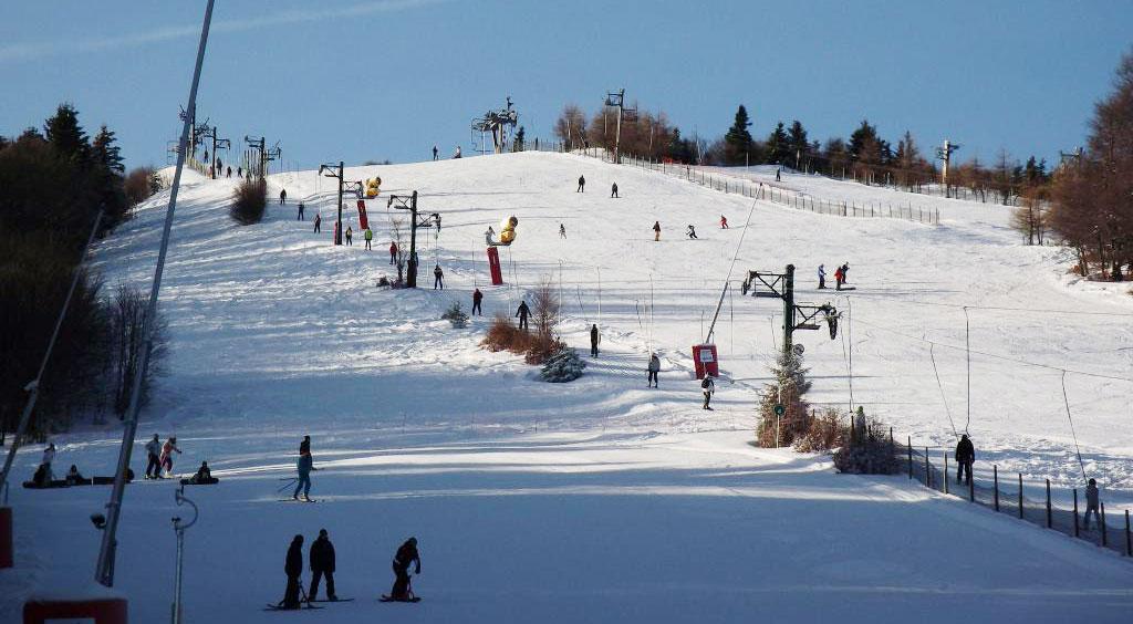 Le Schnepfenried station de ski Vosgienne