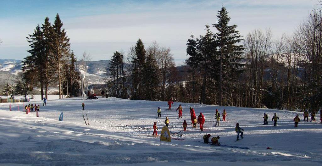 Le Schnepfenried pistes de ski en Alsace