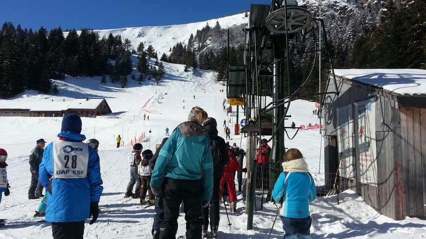 Le Tanet station familiale dans le massif des Vosges