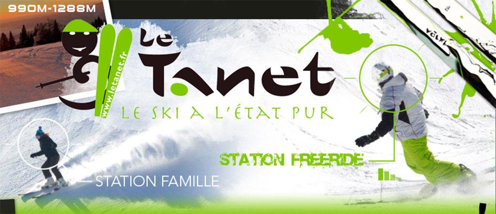 Le Tanet haut lieu alpin des Vosges